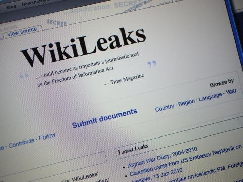"""Българският сайт """"Бивол"""" най-успешен в инициативата """"Уикилийкс"""""""