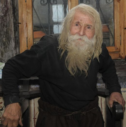 Историята на дядо Добри впечатли папата