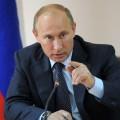 Владимир Путин, президент на Русия