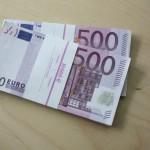 """ЕЦБ вади от обръщение """"банкнотата на Бин Ладен"""""""