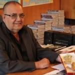 Проф. Божидар Димитров относно издигането на паметници в Македония
