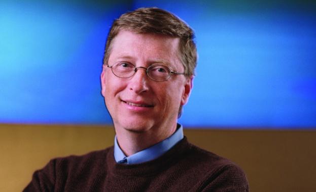 Бил Гейтс, основател на американската корпорация Microsoft