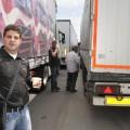 Проблем на превозвачите с турската граница