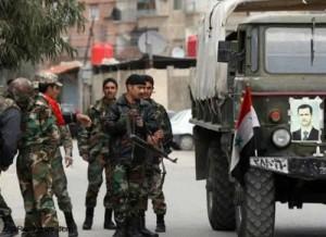 Сирийската армия превзе град Ал Басха