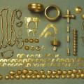 Златни предмети от Варненския некропол