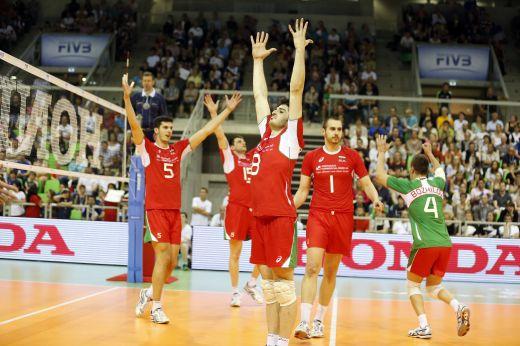 Национален отбор, волейбол