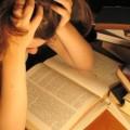 ученик, учене на уроци, учебници