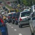 автомобилна тапа, трафик