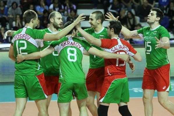 Бразилия - България, 22072013, Волейбол
