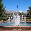 Бургаз - фонтана