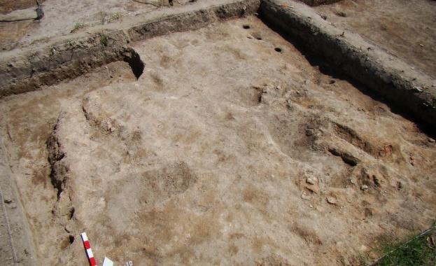 Откриха уникална резиденция на висш аристократ 4-3 век пр. Христа