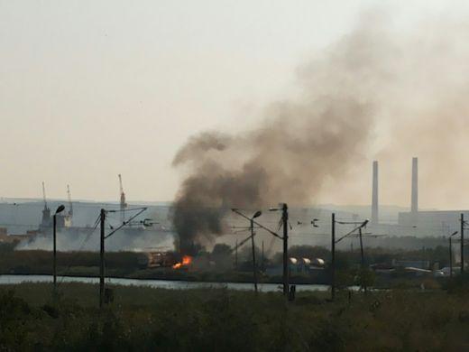 Небрежност по време на работа е най-вероятната причина за инцидента в Езерово