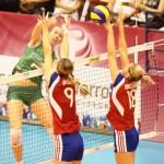 Волейболистките надвиха драматично Чехия