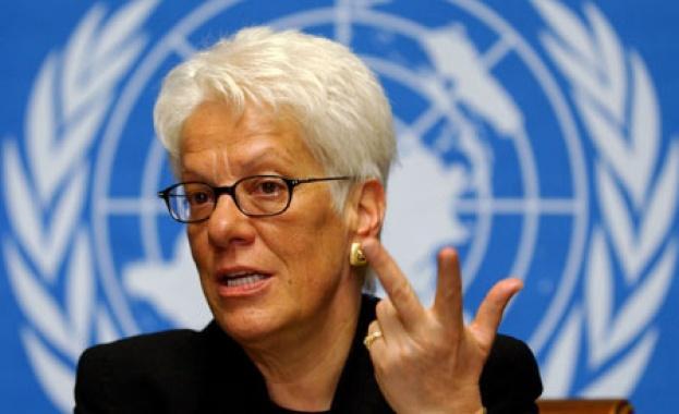 Карла дел Понте: Бунтовниците в Сирия са отговорни за химическата атака