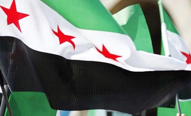 сирия знаме