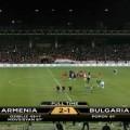 Армения - България, 11102013