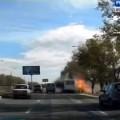Взривен автобус във Волгоград