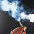 цигари, пушене