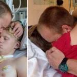 Чудо! Бащина любов върна дете от четиримесечна кома