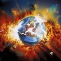 Избухване на Земята, унищожение, катаклизъм, край