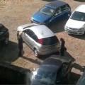 Паркиране на жени
