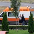 Линейка пред Хилтън