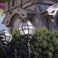 Паметникът на Левски с нови фенери