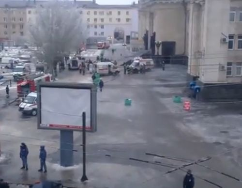 Металотърсач разкрил жената-камикадзе във Волгоград, жертвите можело да са десетократно повече