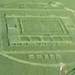 Мистериозни кръгове цъфнаха на нива в Калифорния (ВИДЕО)