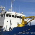 "Научноизследователския кораб ""Академик Шокалски"""