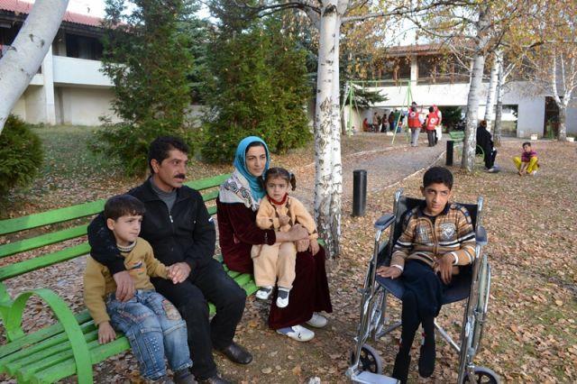 Сирийци от Ковачевци вдигат лозунги на недоволство