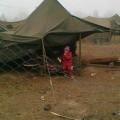 Палатка, палатки, бежанци