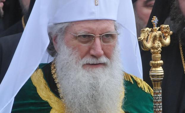 Патриархът пожела вяра, любов и търпение през 2014 година