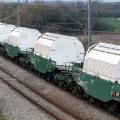 Влак с ядрени отпадъци