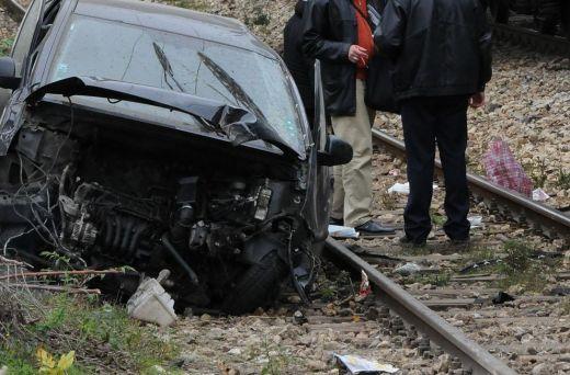 Официално: Машинистът на влака-убиец трезвен, БМВ-то прекосило в нарушение прелеза