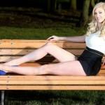 Британците: Не рускиня, а нашенка е жената с най-дългите крака в света