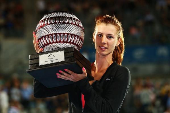 Цвети Пиронкова посвети титлата на дядо си: Мамо, татко, имаме си трофей!