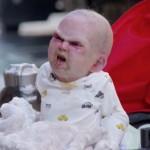 Демонично бебе изплаши Ню Йорк