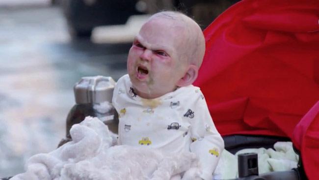 демонично бебе