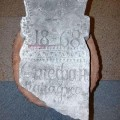 Надгробна плоча на Стефан Караджа