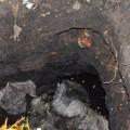 Незаконна мина за въглища