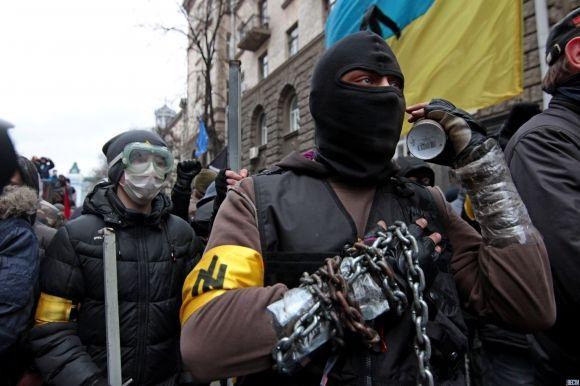 Наемници от Сирия се бият по улиците на Киев?