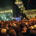 Ракета в публиката на концерт на Цеца Величкович