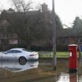 Темза наводни Лондон