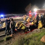 Пияна нахлу със 160 км/ч в насрещното и уби шестима