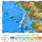 Ново силно земетресение люшна Гърция