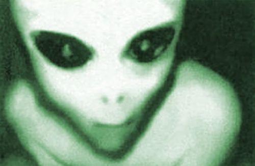 извънземно