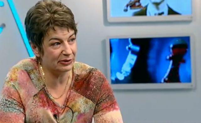 Христина Богданова - Родственичката на Васил Левски