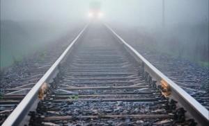 Влак, жп релси