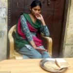 Тази индийка никога нищо не е яла през живота си (вижте как живее)